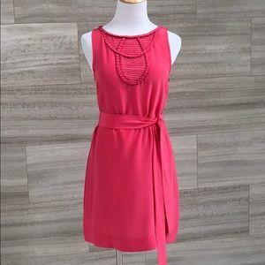 BNWOT 100% Silk MaxAzria Mini Dress Sz XS